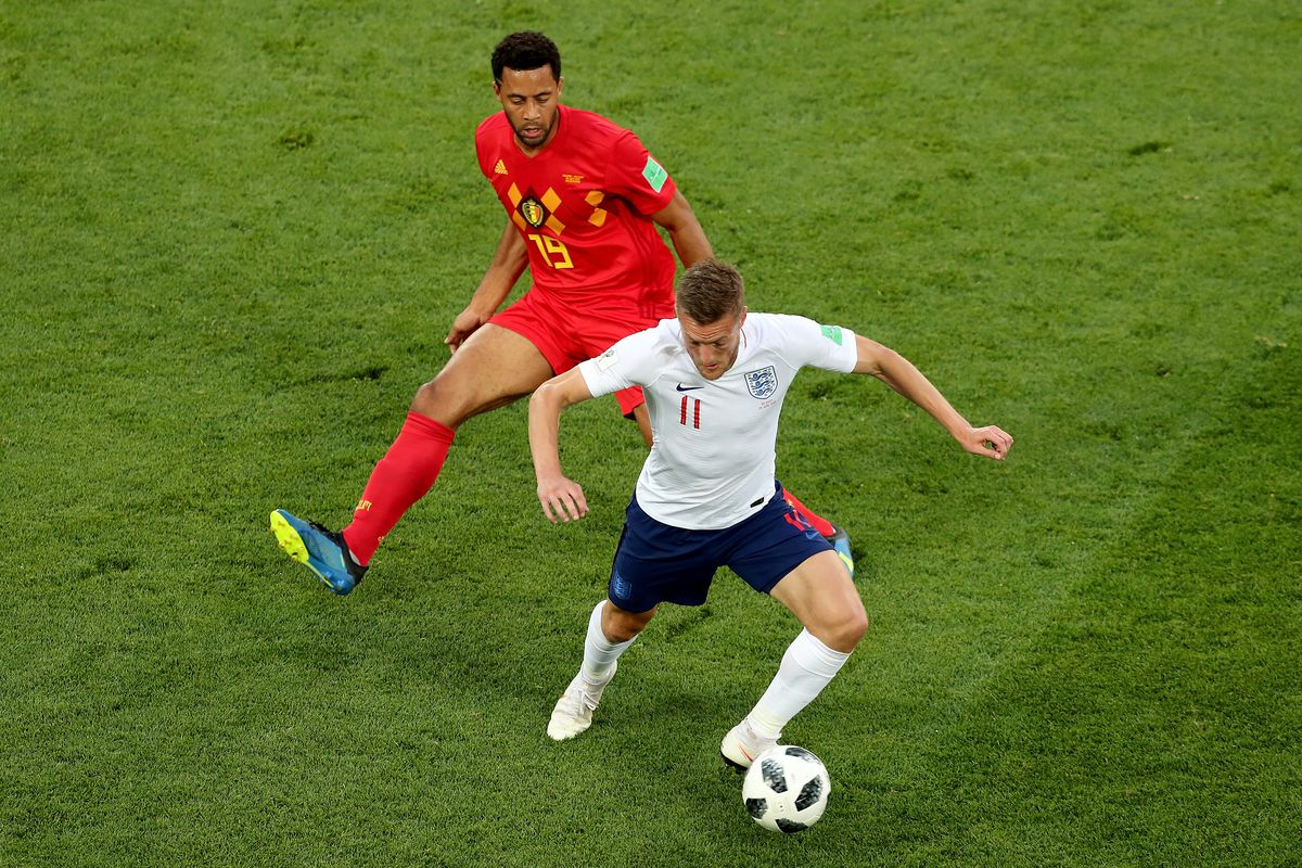 England v Belgium: Group G - 2018 FIFA World Cup Russia