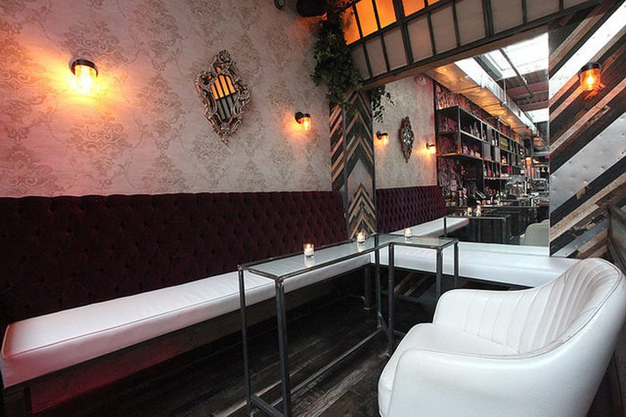 Randolph Brooklyn A New Bar With A Slightly Retro Vibe