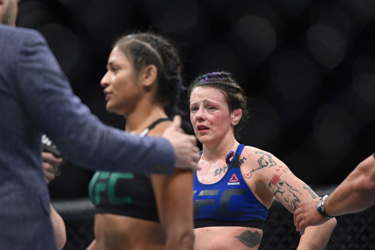 community news, Shots After The Bell: UFC Glasgow was a rough night for Scottish fighters