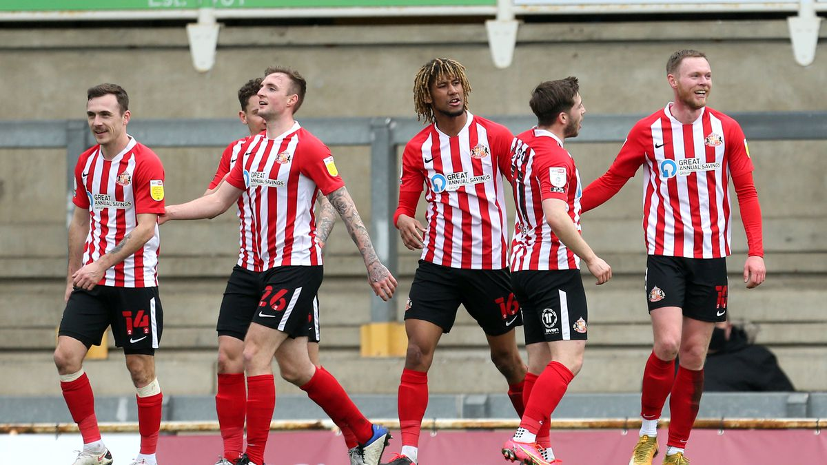Bristol Rovers v Sunderland - Sky Bet League One - Memorial Stadium