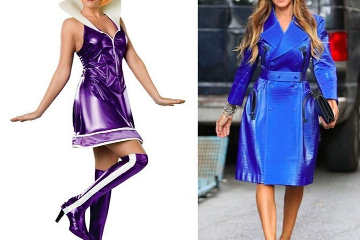 """Images via <a href=""""http://www.officialcartooncostumes.com/jetsons-costumes/adult-jetsons-costumes/deluxe-the-jetsons-jane-jetson-womens-costume-adult-costumes?pla=1&amp;gclid=COX2r9T82cACFaVZ7AodfikAVA"""">OfficialCartoonCostumes.com</a>/<a href=""""http"""
