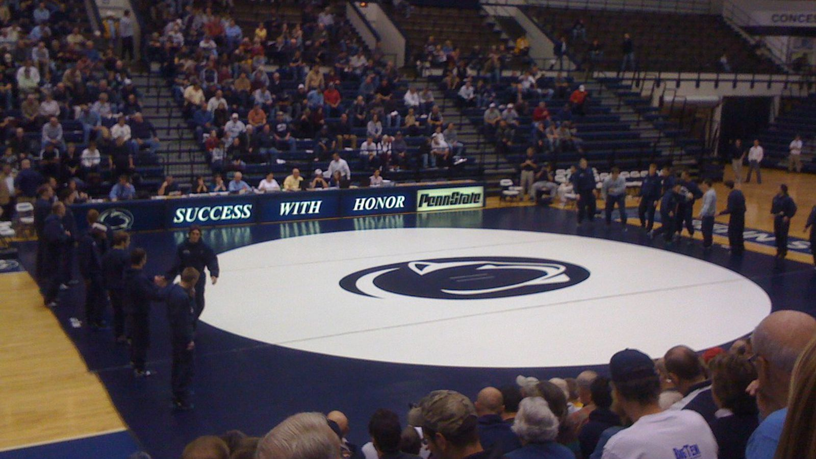 No 4. Penn State Wrestling downs No. 12 Stanford 36-6 ...