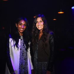 Crystal Carroll and Melissa Mathewson of Urban Outfitters