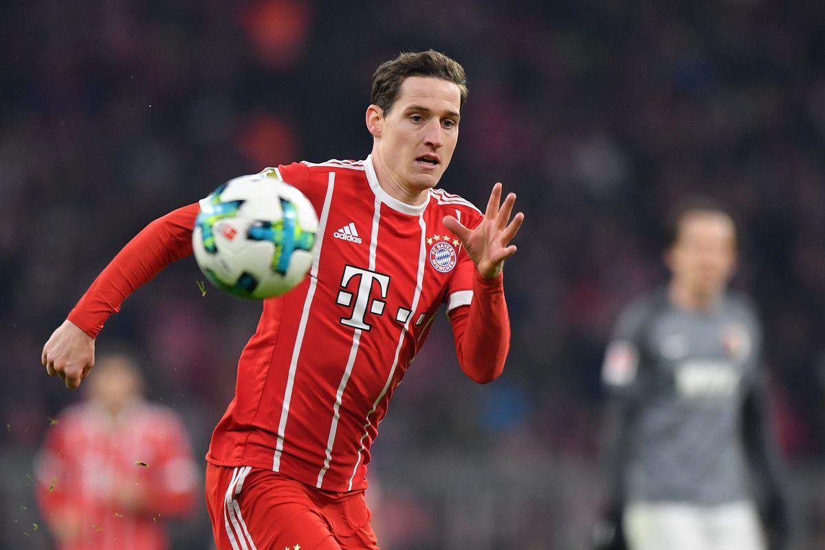 Report Sebastian Rudy Visited Rb Leipzig On Friday Bavarian