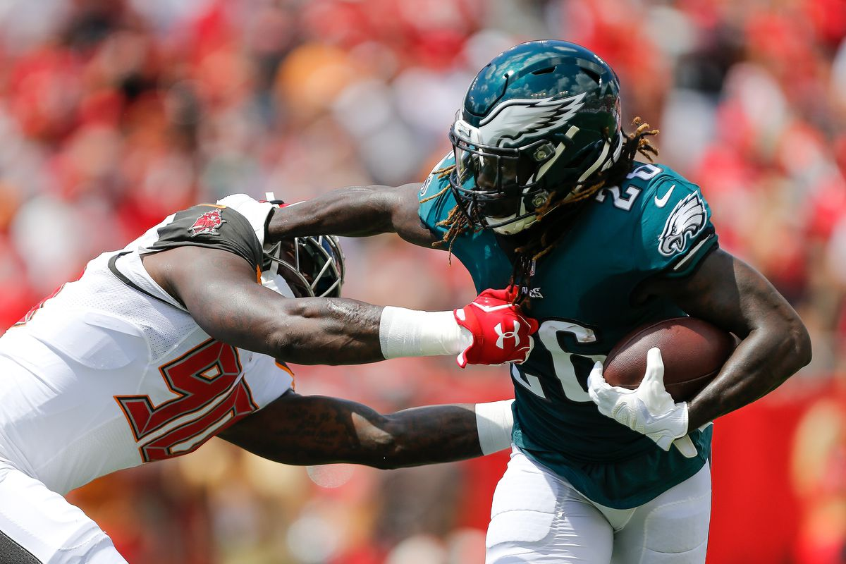 c1fe54fb7d1 Eagles Injury Report: Jay Ajayi and Darren Sproles miss practice for second  day in a row