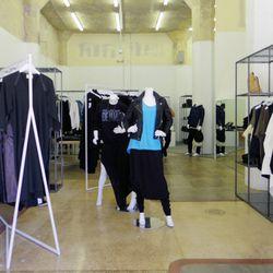 Oak's massive DTLA store boasts 2,200 square feet of minimalist cool merch for men and women.