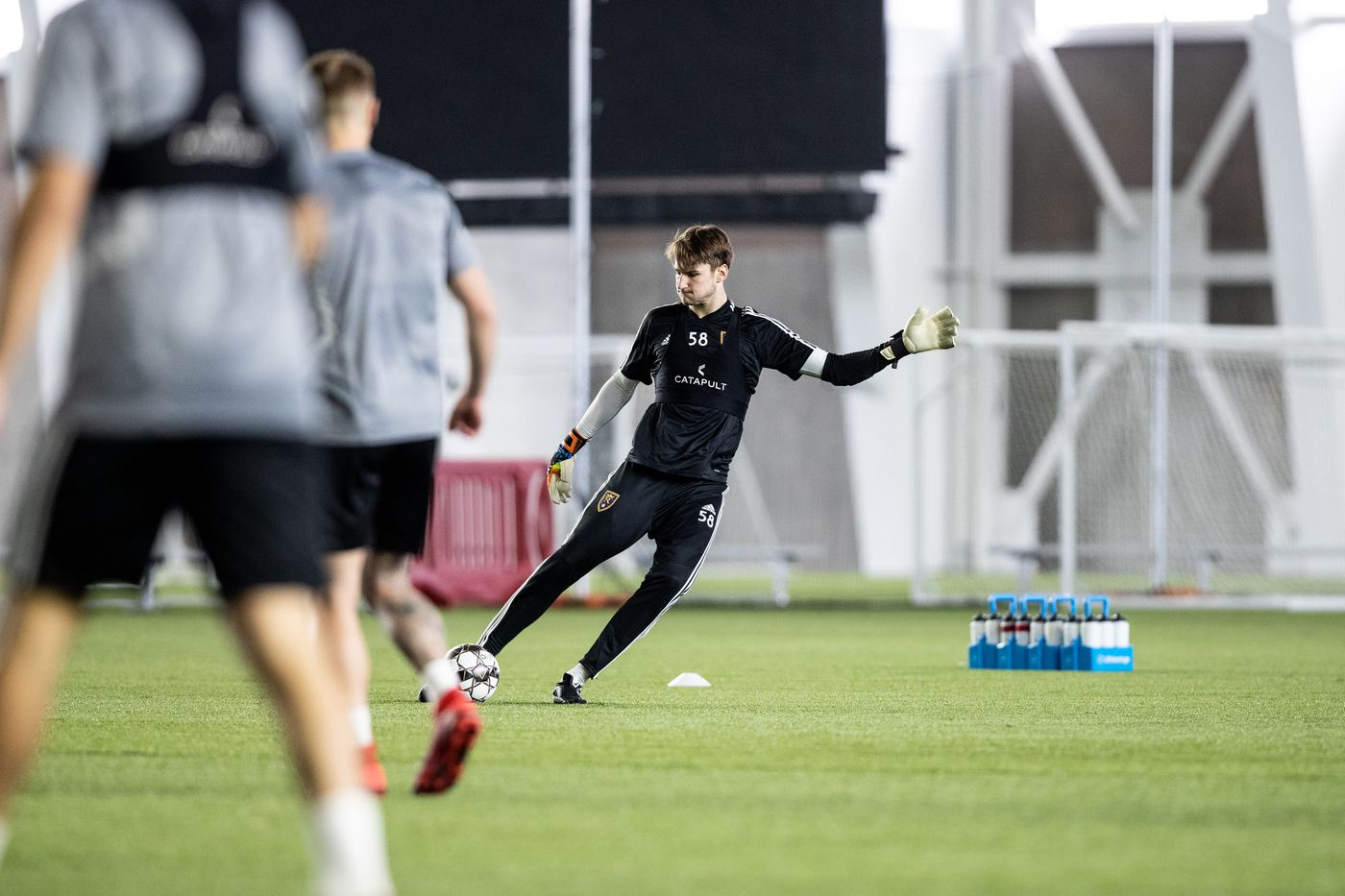 Goalkeeping brothers from West Chester a rarity in pro