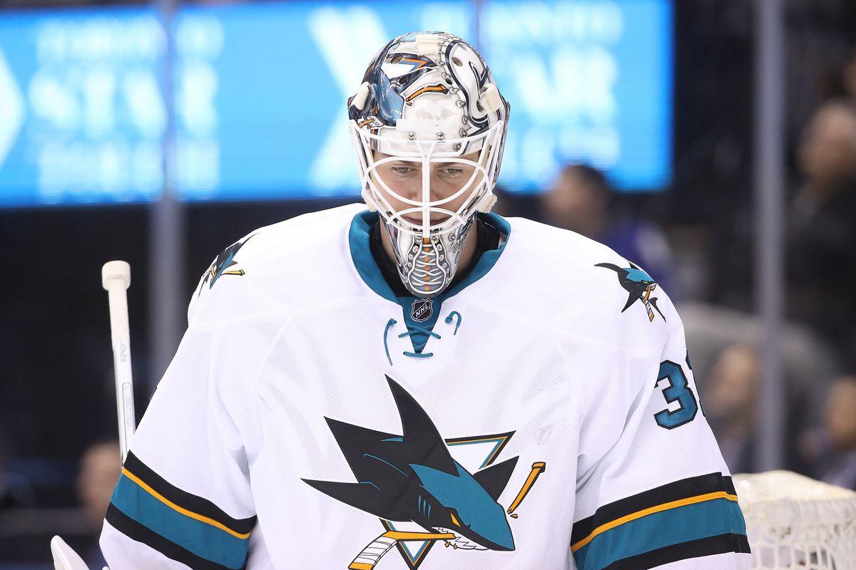 NHL: San Jose Sharks at Toronto Maple Leafs