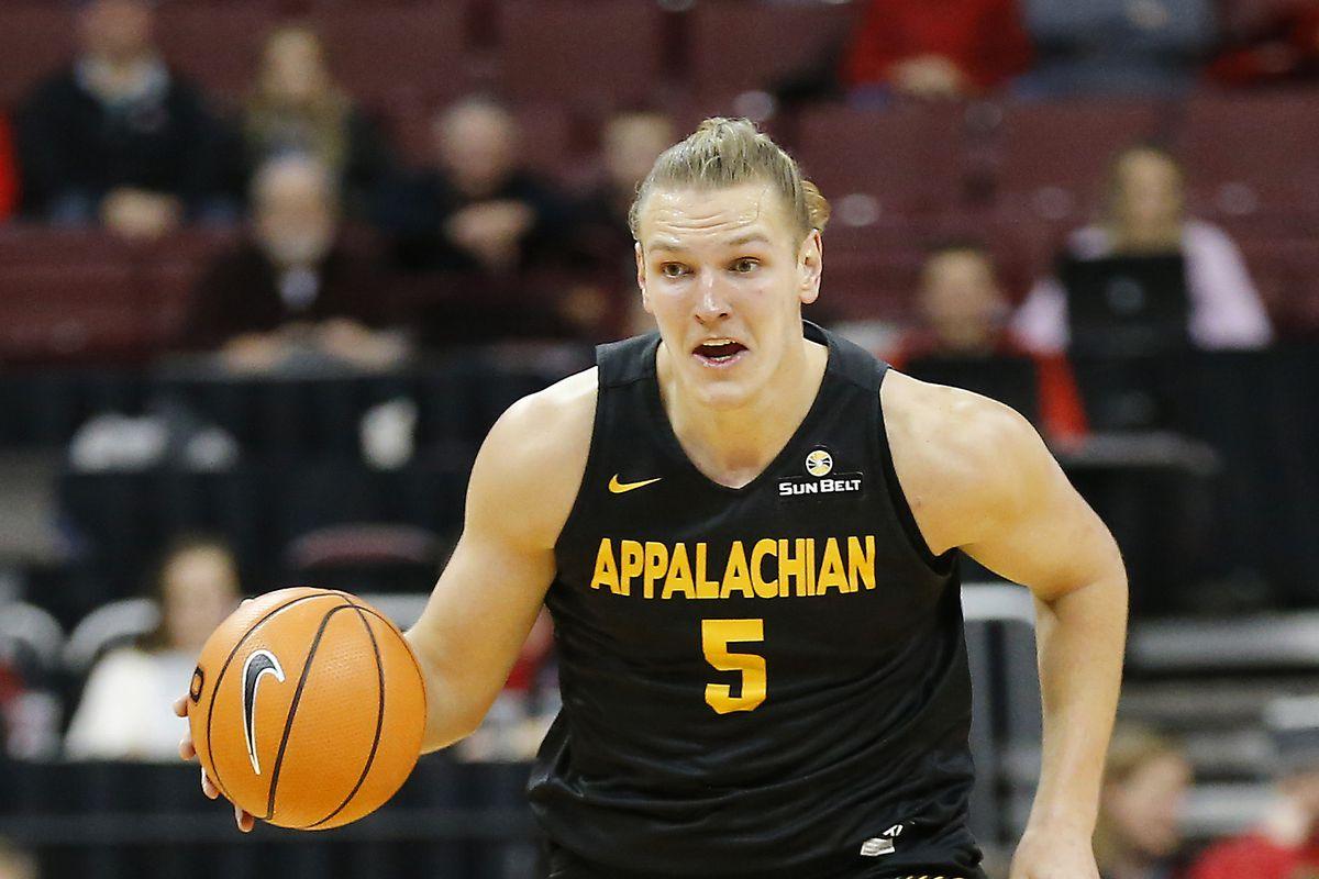 NCAA Basketball: Appalachian State at Ohio State