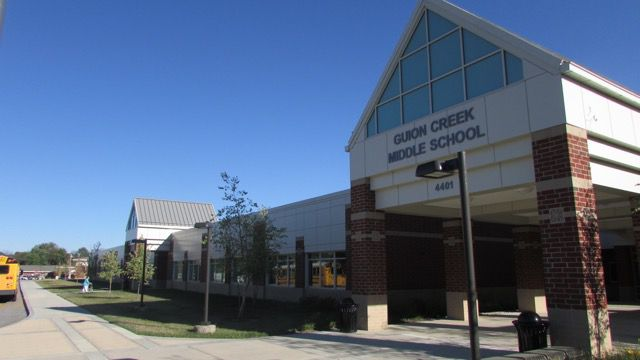 Pike Township's Guion Creek Middle School ISTEP passing rate landed it among the county's bottom 10.