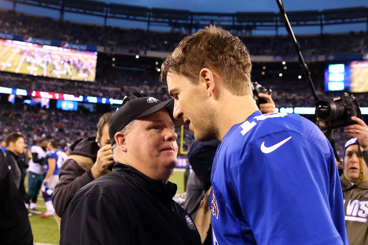 Could Chip Kelly's GM come from the Giants?