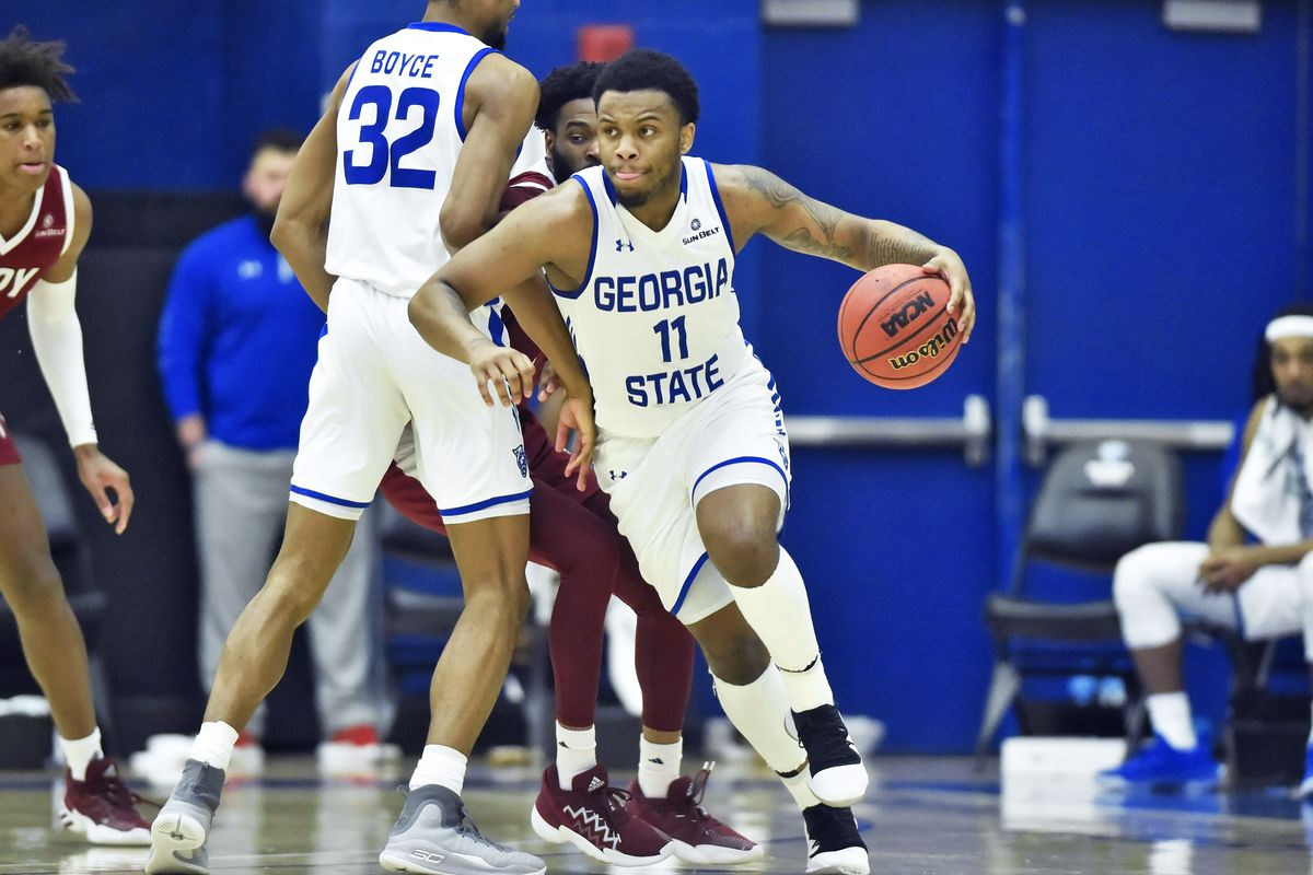COLLEGE BASKETBALL: FEB 19 Troy at Georgia State