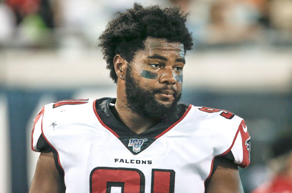 NFL: Preseason-Atlanta Falcons at Jacksonville Jaguars