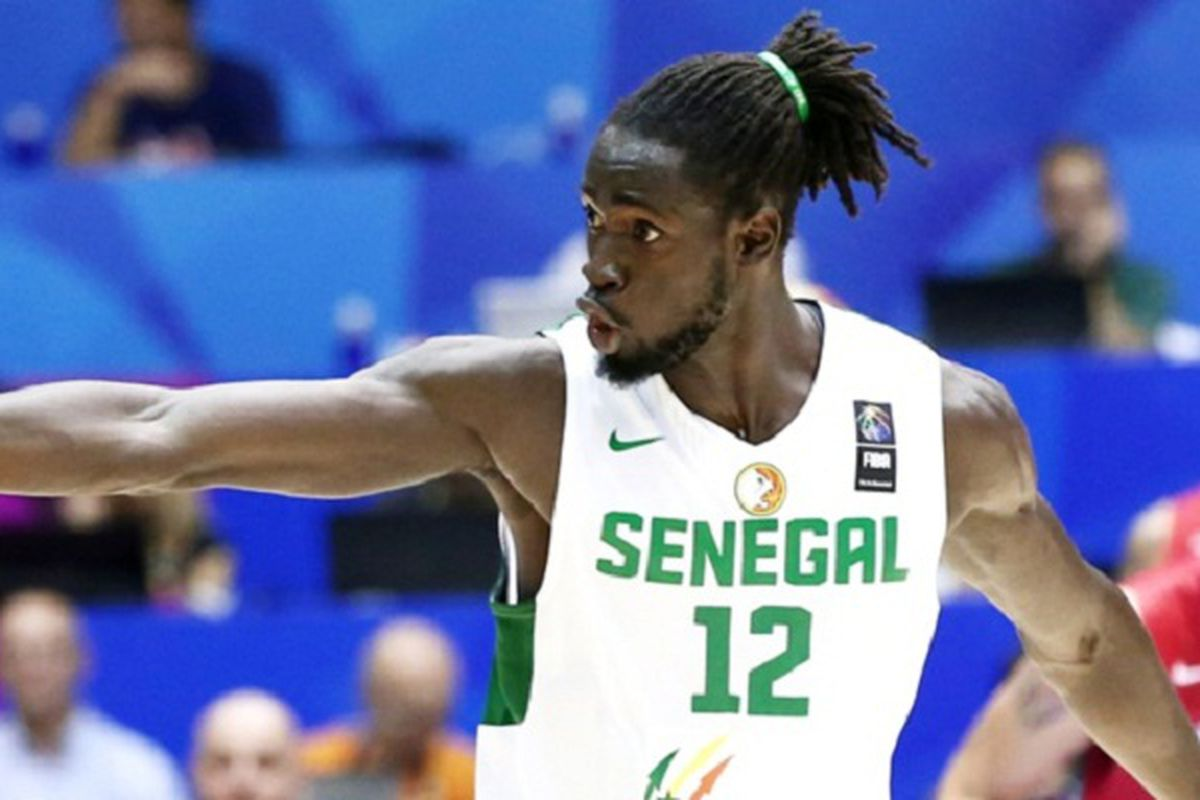 """Résultat de recherche d'images pour """"senegal basket maurice ndour"""""""