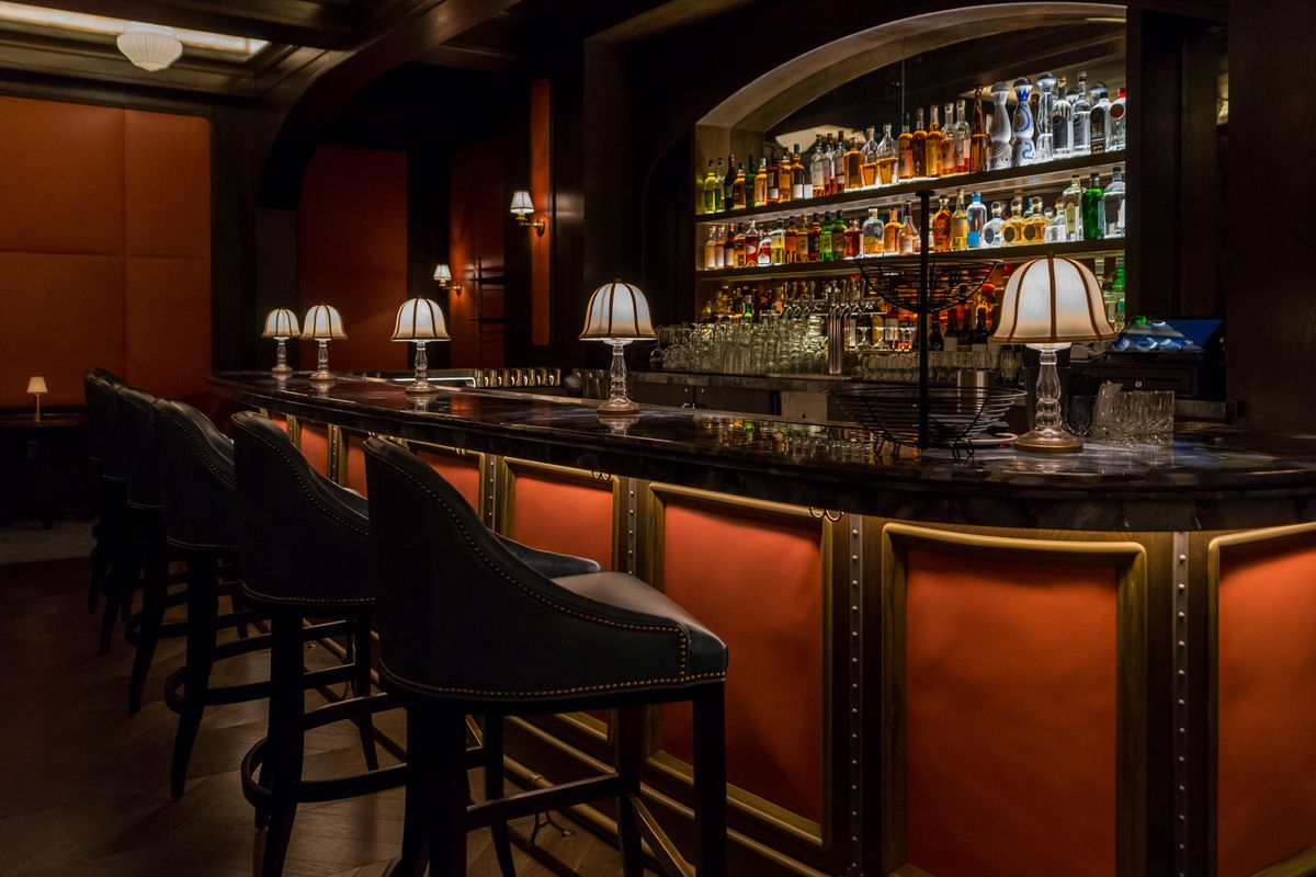 The Parlour Lounge at Bavette's