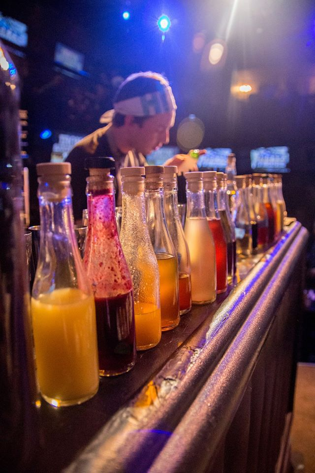 Nat McLemore Raczkowski photo courtesy Iron Bartender