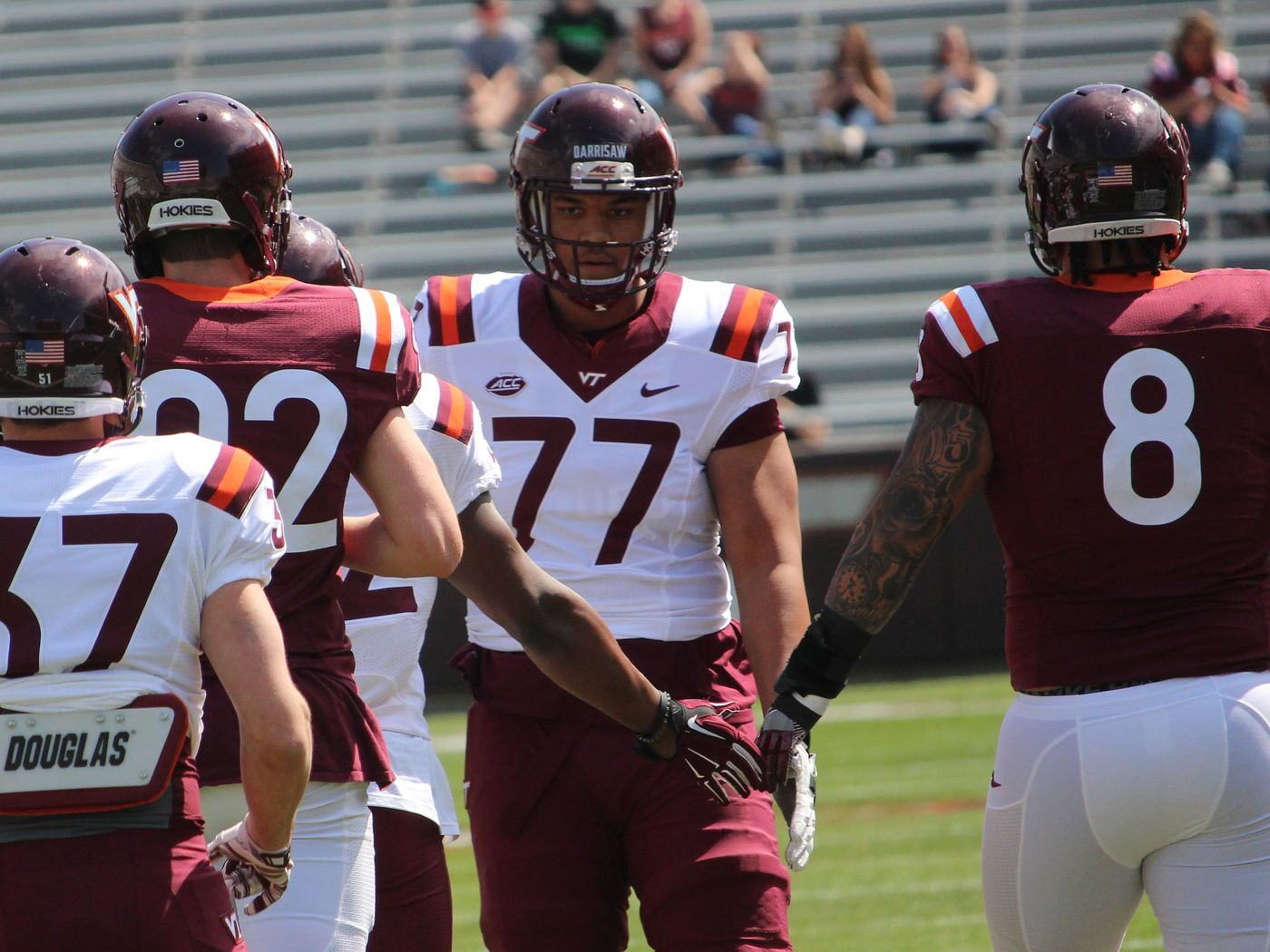 Virginia Tech Hokie Football Depth Chart And More Changes Gobbler Country