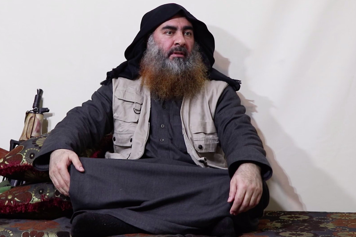 Image result for  Abu Bakr al-Baghdadi