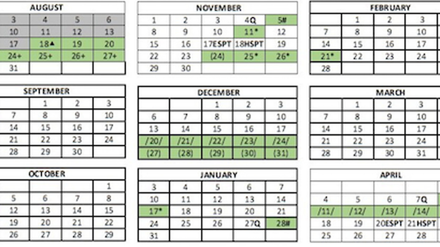 Cps 2022 Calendar.Cps Calendar 2021 22 Here S The Full Schedule For Chicago Public Schools Chicago Sun Times