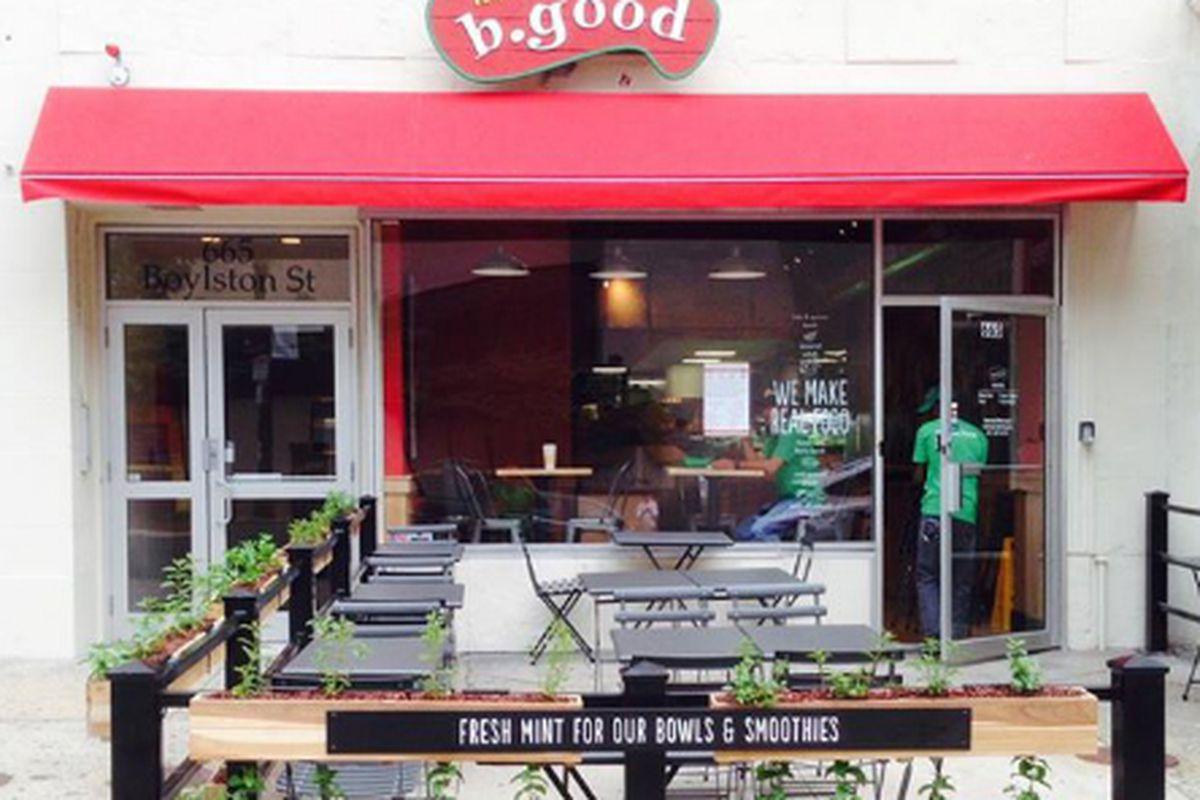 Opens On Boylston Street In Back Bay