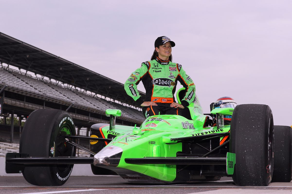 Danica Patrick meets with Chip Ganassi Racing about running Daytona
