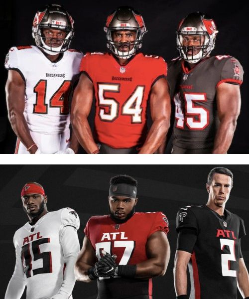 nfl falcons jersey