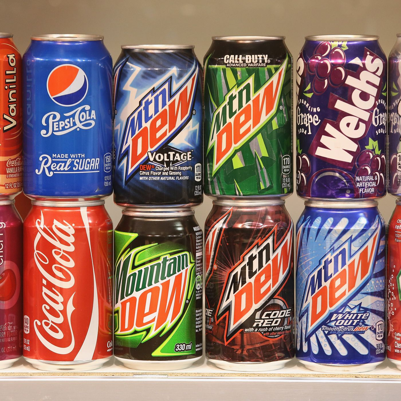 Coke and Pepsi Paid for Study Claiming Diet Soda Is Just as