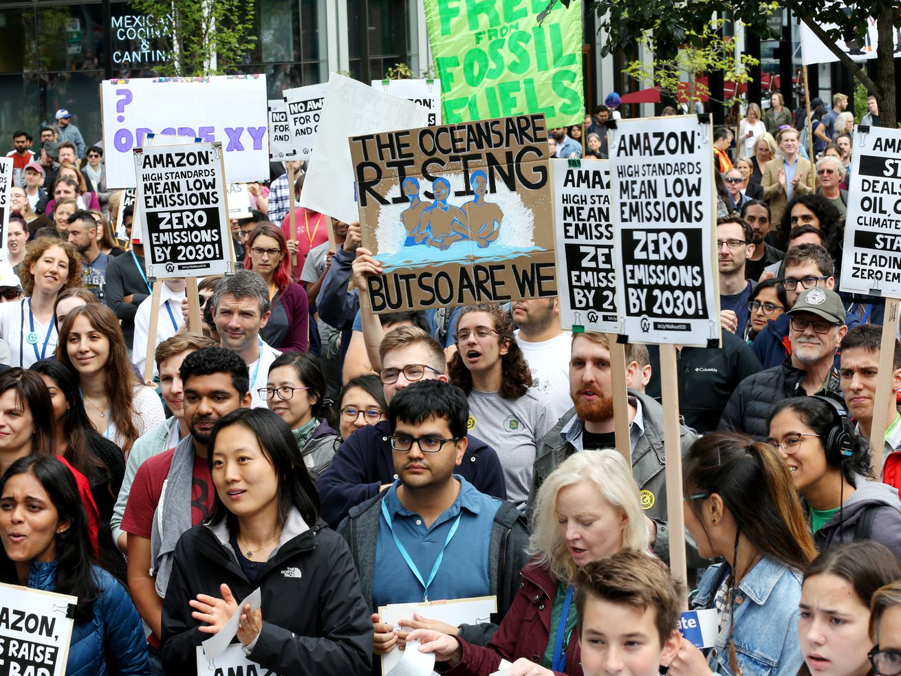 Amazon employees fear HR is targeting minority and activism groups in email monitoring program