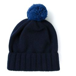 """<b>Chinti and Parker</b> hat, <a href=""""http://www.farfetch.com/shopping/women/chinti-and-parker-bobble-hat-item-10834812.aspx?storeid=9295&ffref=lp_70_"""">$85</a> (from $122)"""