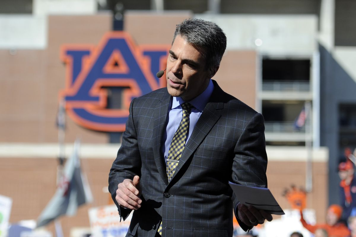 Chris Fowler will have to explain to fans why this choice was made.