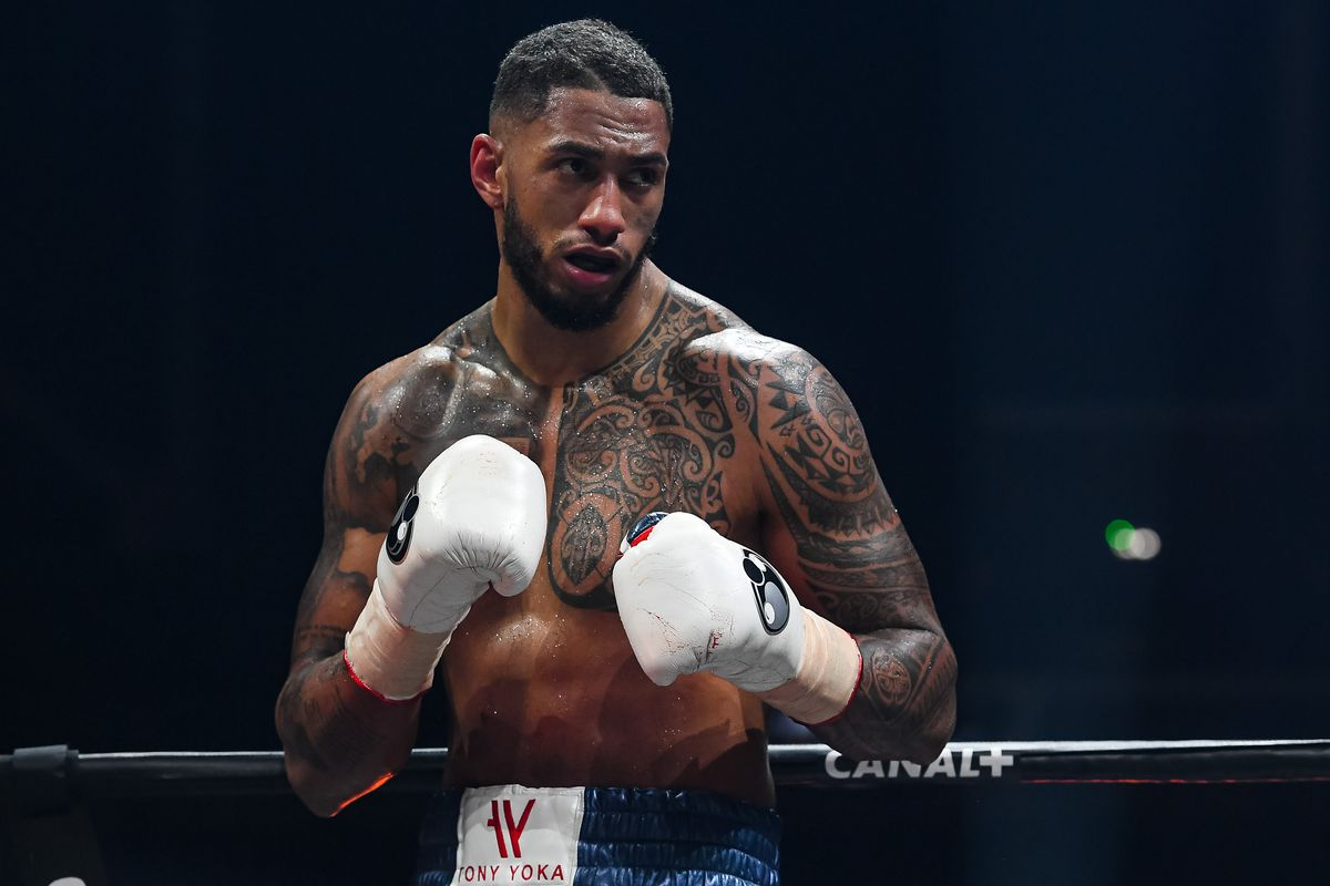 La Conquete - Boxing