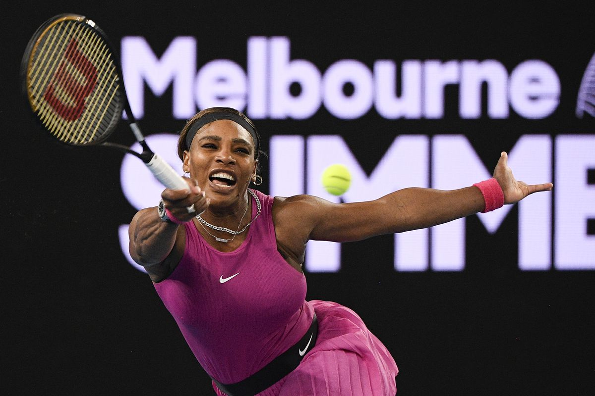 Serena Williams will be going for her 24th Grand Slam title at the Australian Open.
