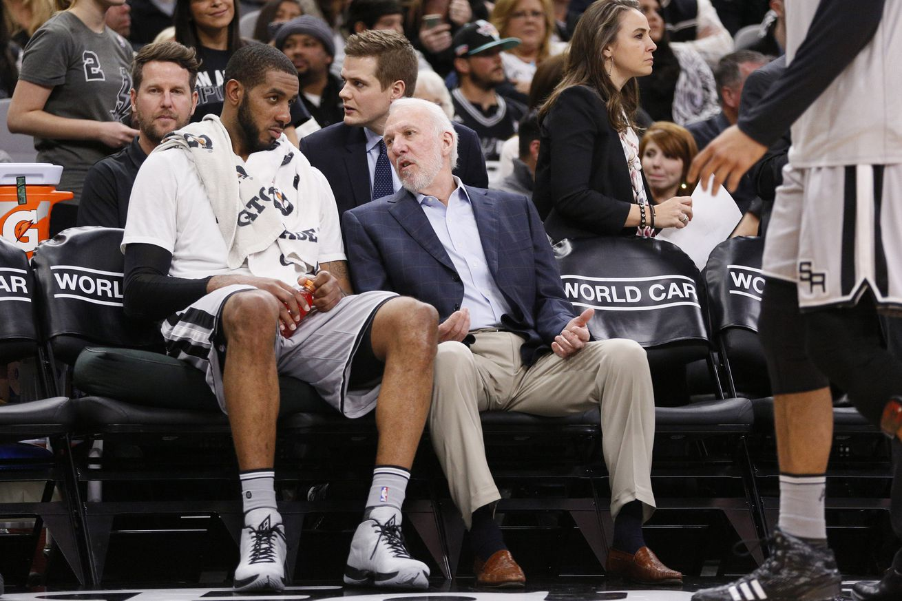 All the reasons the Spurs won't get to 50 wins