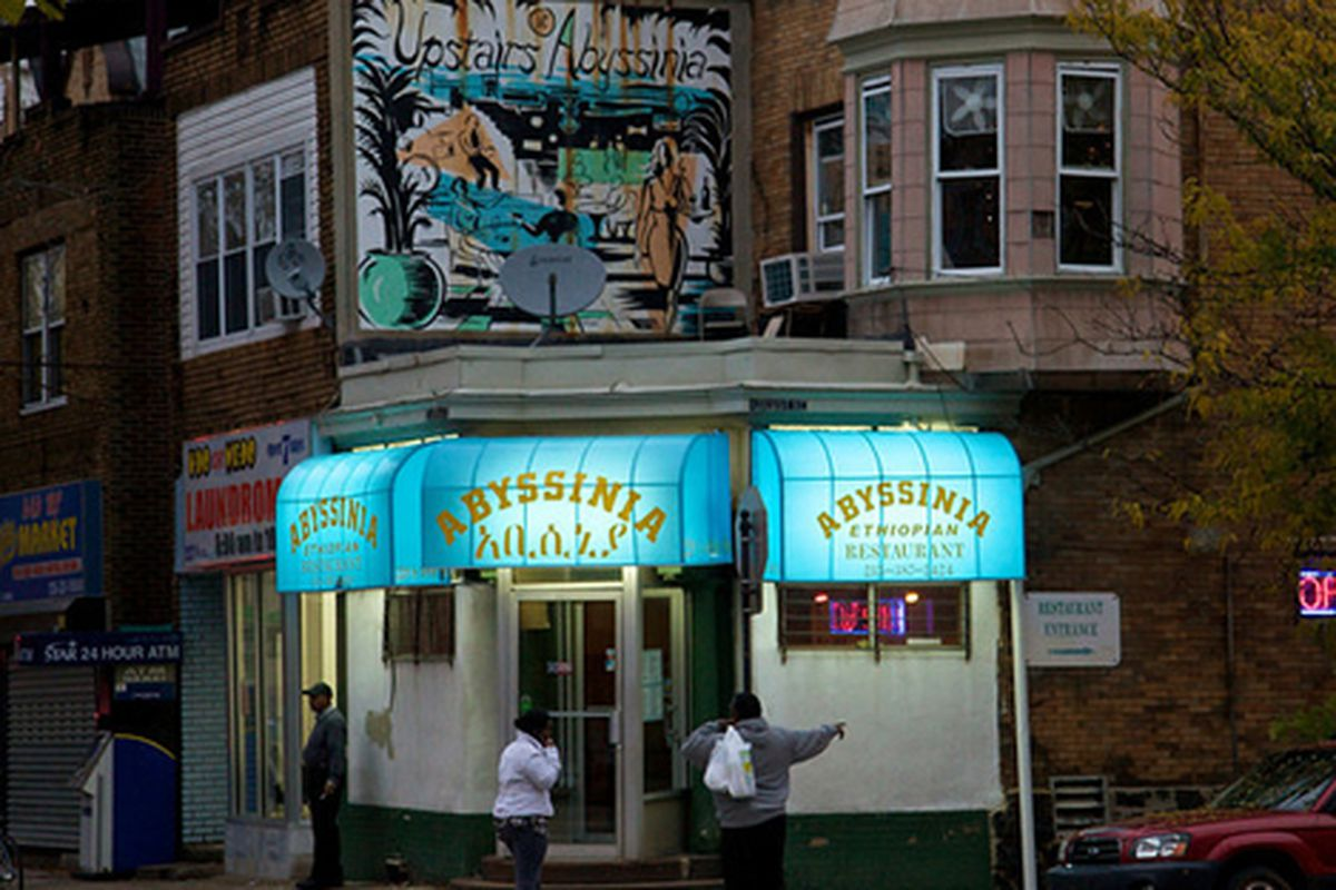 Abyssinia in West Philly