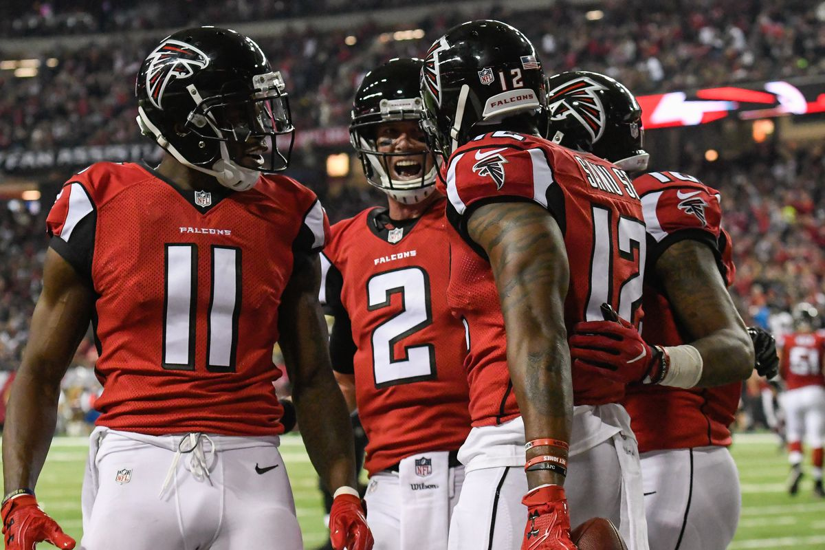 Behold The 2017 Atlanta Falcons 53 Man Roster In All Its Glory