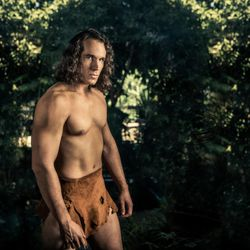 "David Matthew Smith (T/Th/S cast) stars in ""Tarzan,"" Hale Center Theater Orem's newest musical, which runs through August 6."