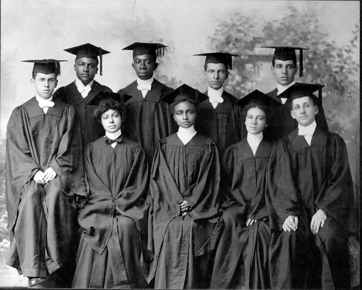 A still fromTell Them We Are Rising: The Story of Black Colleges and Universitiesby Stanley Nelson, an official selection of the Documentary Premieres program at the 2017 Sundance Film Festival.