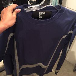 Long-sleeved shirt, $110