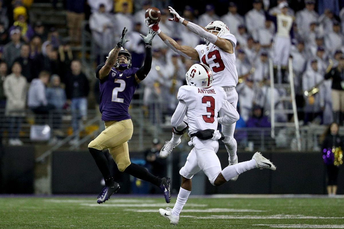 Oregon State Football Opponent Preview Stanford Cardinal Building