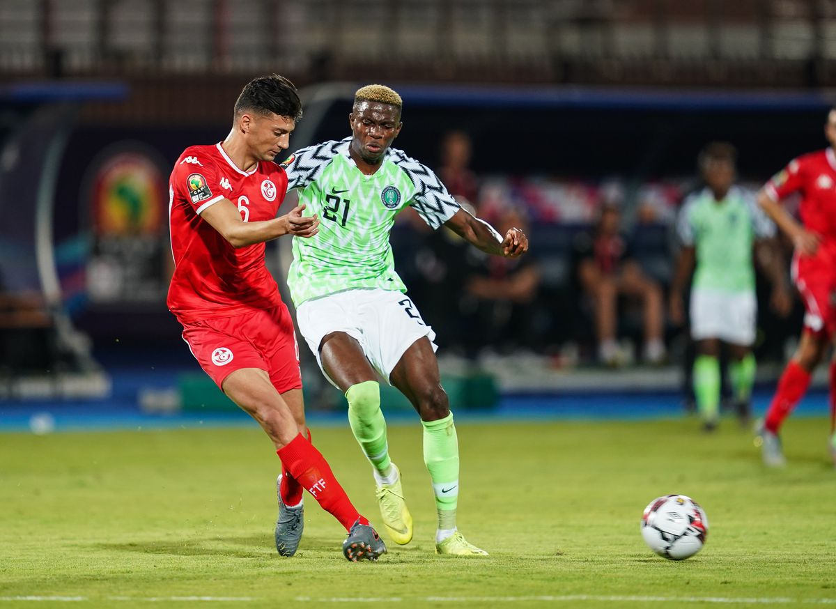 Tunisia v Nigeria - 2019 African Cup of Nations