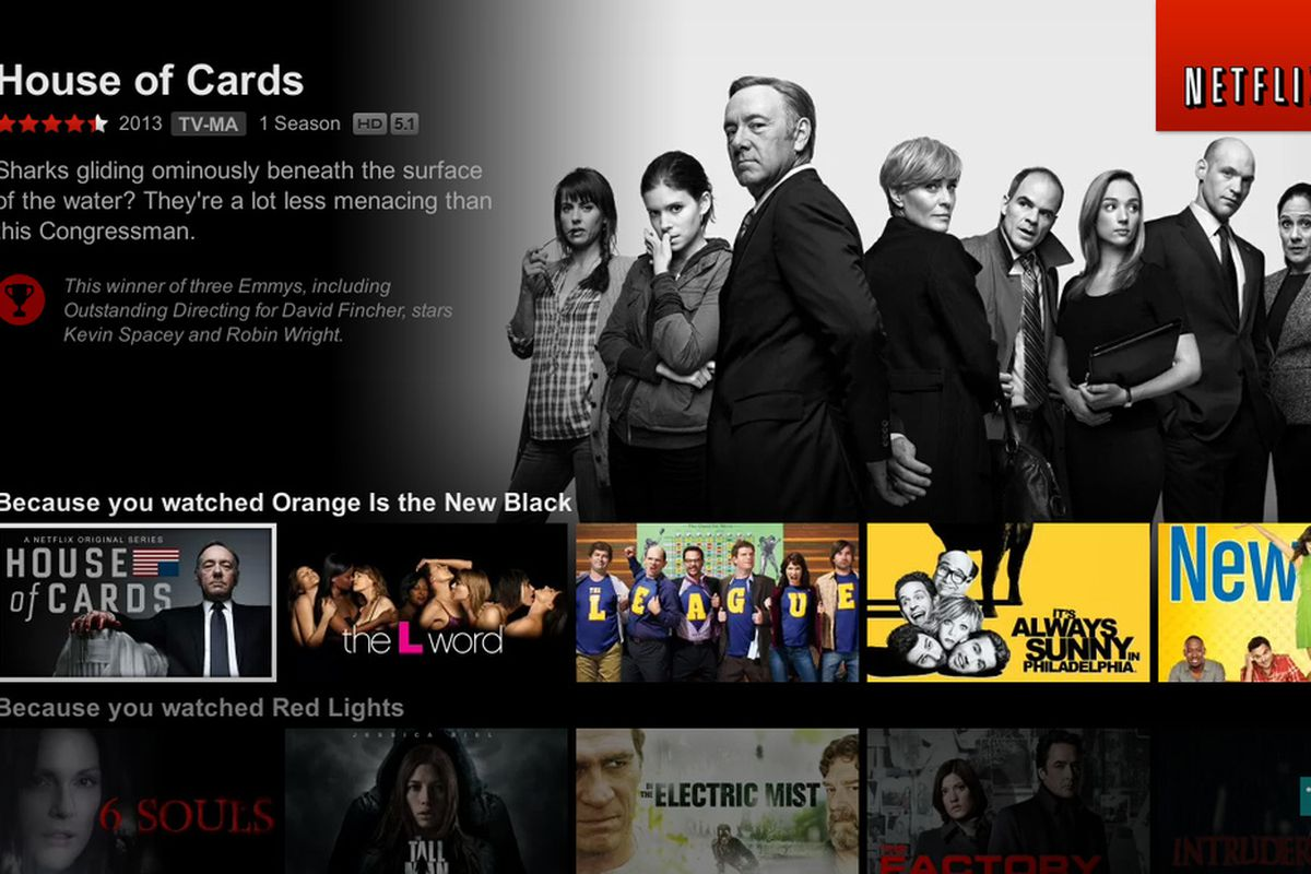 Netflix introduces one unified tv interface to rule them - Home shows on netflix ...