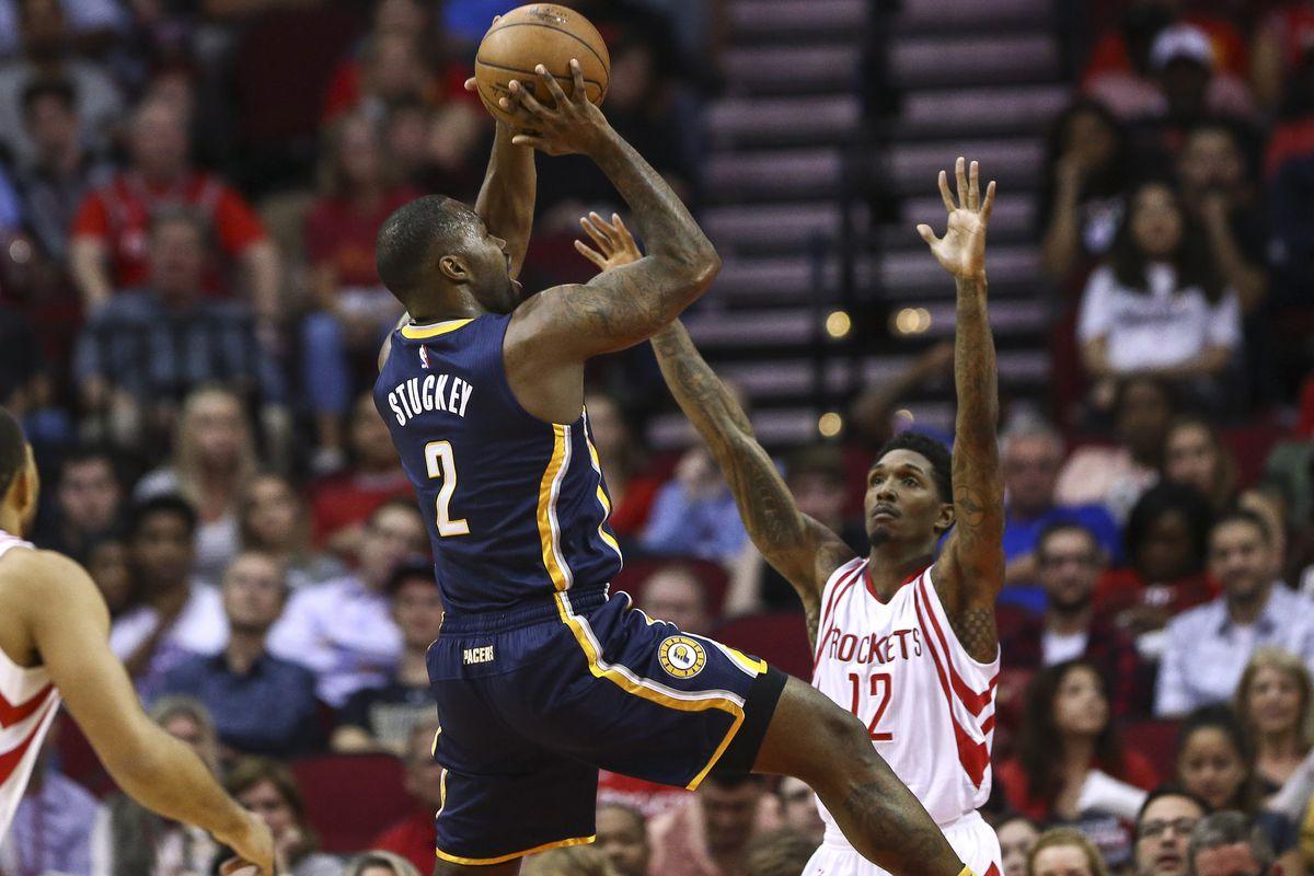 NBA: Indiana Pacers at Houston Rockets