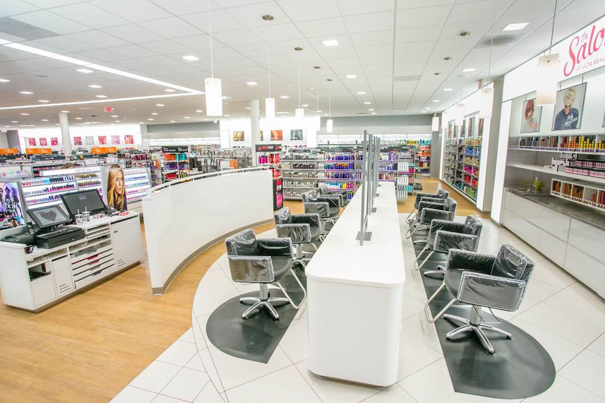 Ulta doesn t want to be sephora racked for Ulta hair salon
