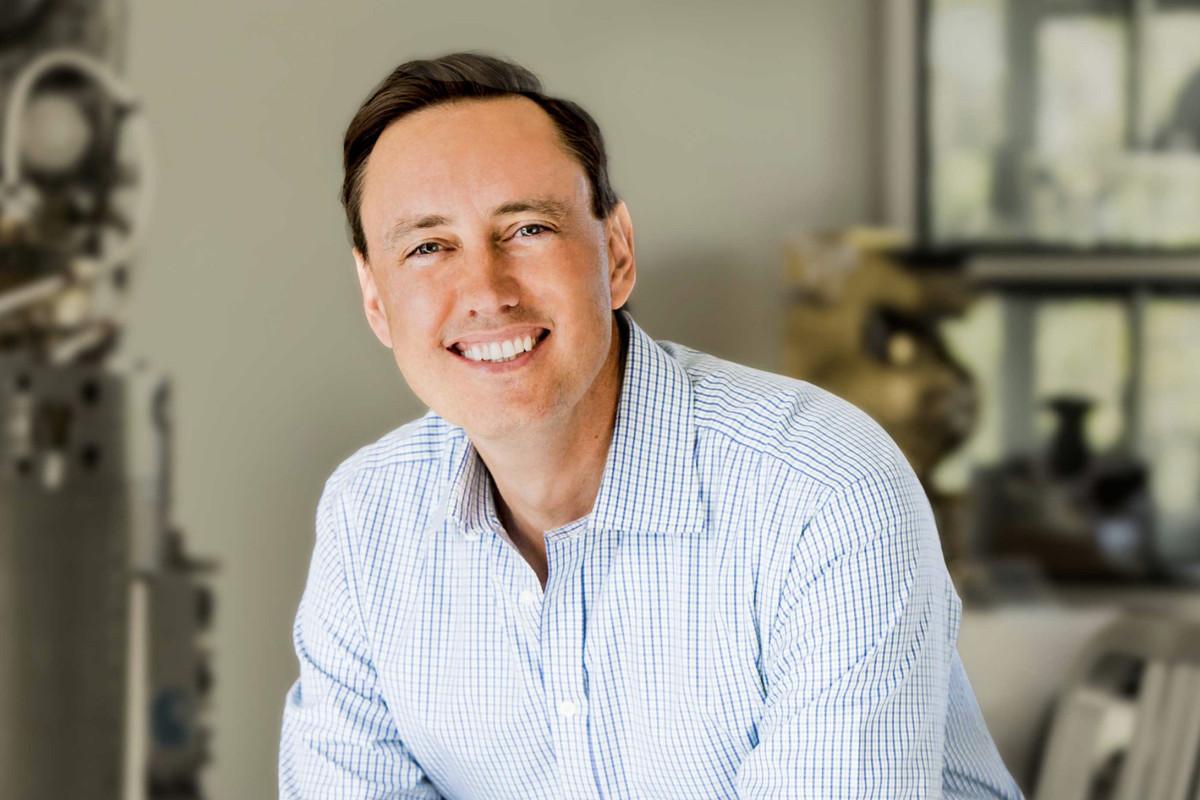 Steve Jurvetson smiles at camera