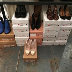 Isabel Marant and Acne shoes, 70% off