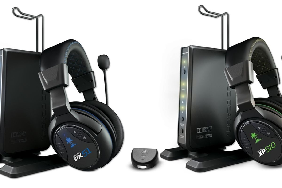 Turtle Beach announces new lines of wired and wireless gaming ...