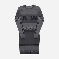 Jacquard-Knit Dress, $99