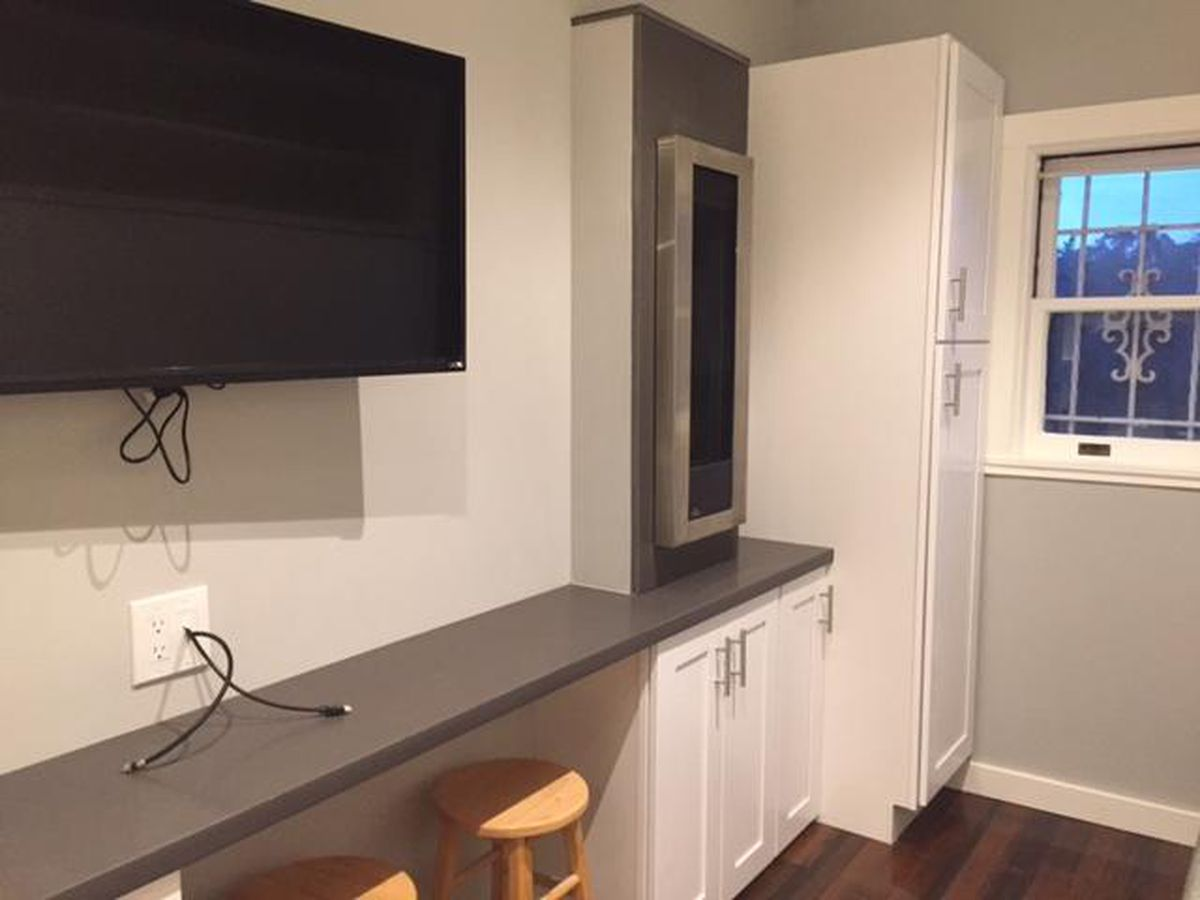 Is this combined kitchen-bathroom in San Francisco for real? - Curbed SF