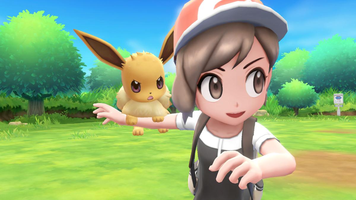 Pokémon: Let's Chase