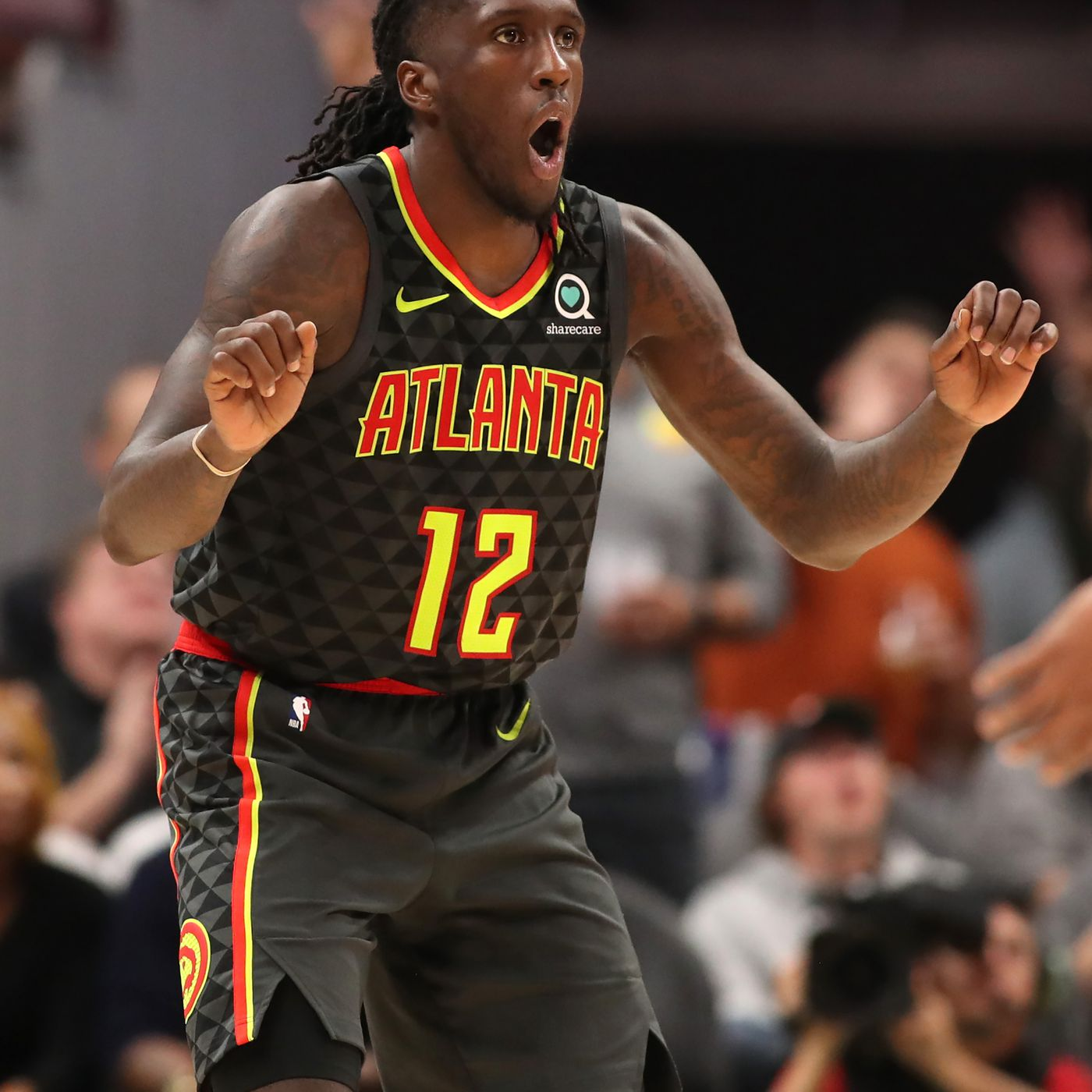 ad56ba538 Shooting woes prove costly for Atlanta Hawks in loss to Chicago ...